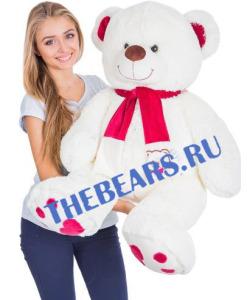 'Мишка Валентин 110см'